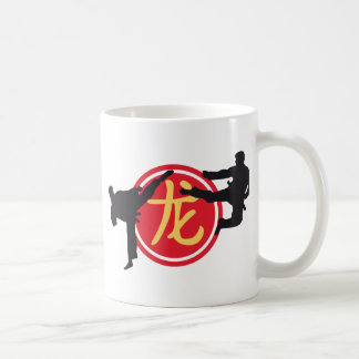 Chinese Sign Dragon karate A 3c Coffee Mug