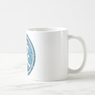 Chinese sign for wolf coffee mug