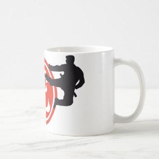 Chinese sign tigers coffee mug