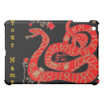 Chinese Snake Astrology iPad Speck Case Case For The iPad Mini