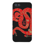 Chinese Snake AstrologyiPhone 4/4s Speck Case Cover For iPhone 5