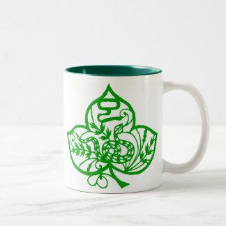 Chinese Snake Mug