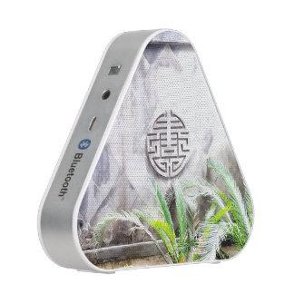 Chinese stone panel bluetooth speaker