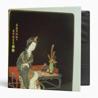 Chinese-style writing box binder