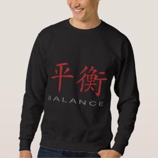Chinese Symbol for Balance Sweatshirt