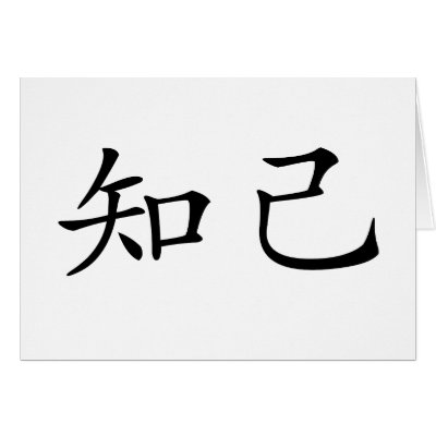 Chinese Symbol for Patience
