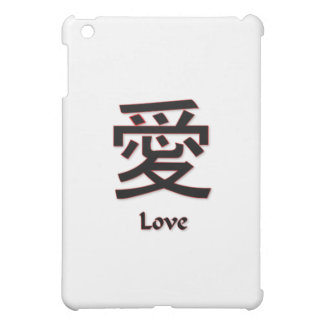 Chinese Symbol Love iPad Mini Cover
