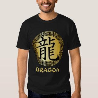 Chinese Symbol Year of the Dragon B/G T-Shirt