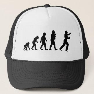 Chinese Tai Chi Trucker Hat