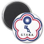 Chinese Taipei Volleyball, China Magnets