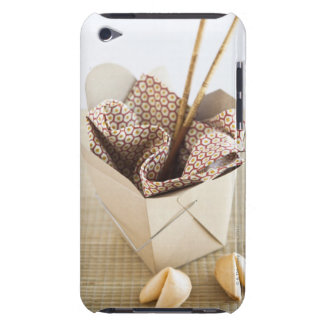 Chinese takeout container and fortune cookies Case-Mate iPod touch case