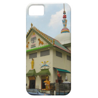 Chinese temple and convent, Singapore iPhone 5 Covers
