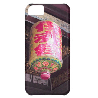 Chinese temple lantern, Singapore iPhone 5C Cases