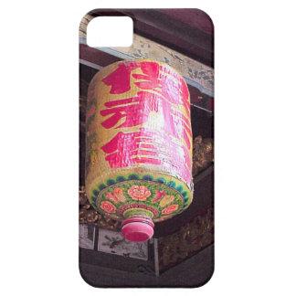 Chinese temple lantern, Singapore iPhone 5 Case