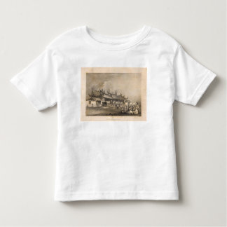 Chinese Temple, Singapore Toddler T-shirt