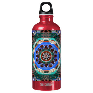 Chinese Temple Water Bottle