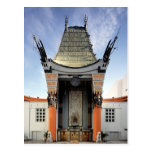 Chinese Theater Postcard