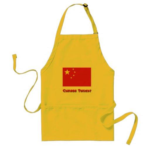 Chinese Tonight Apron