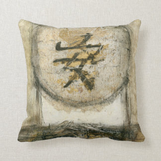 Chinese Tranquility Painting by Mauro Throw Pillow