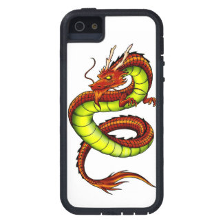 CHINESE VIBRANT DRAGON iPhone 5 CASE
