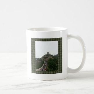 CHINESE WALL  - take a walking Vacation Classic White Coffee Mug