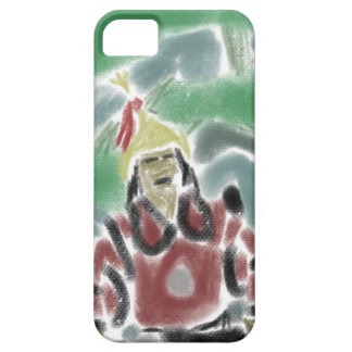 Chinese warrior iphone case