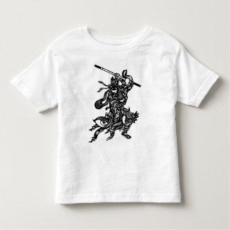 Chinese Warrior Tshirts