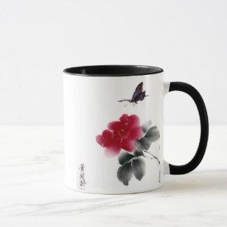 Chinese Watercolor Mug