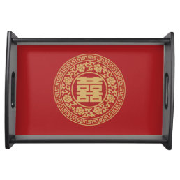 Chinese Wedding Tea Ceremony Serving Tray
