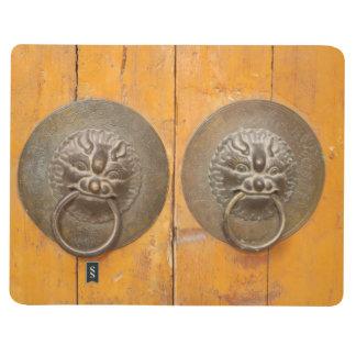 Chinese Wooden Door Gate Handles Journal