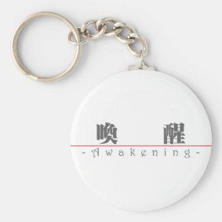Chinese word for Awakening 10327_3.pdf Keychains