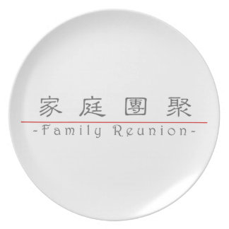 Chinese word for Family Reunion 10136_2 pdf Plates