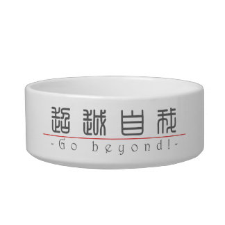 Chinese word for Go beyond 10094_0 pdf Pet Bowls