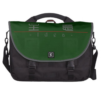 Chinese word for Idea 10062_0.pdf Laptop Bag