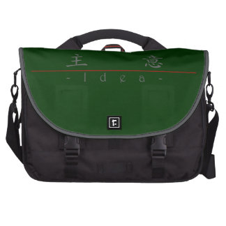 Chinese word for Idea 10062_1.pdf Commuter Bags