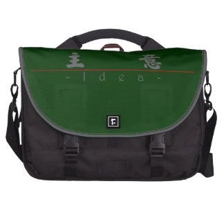 Chinese word for Idea 10062_4.pdf Laptop Commuter Bag