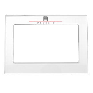 Chinese word for Phoenix 10359_0.pdf Magnetic Photo Frame