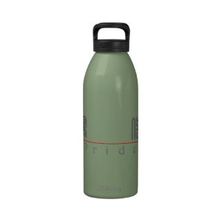 Chinese word for Pride 10204_0.pdf Water Bottles