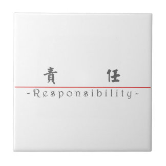 Chinese word for Responsibility 10371_5 pdf Tiles