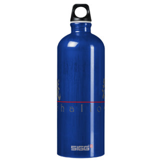 Chinese word for Shallow 10139_4.pdf Aluminum Water Bottle