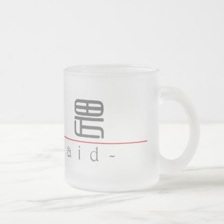 Chinese word for Unafraid 10317_0.pdf Mug