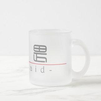 Chinese word for Unafraid 10317_0.pdf Coffee Mug