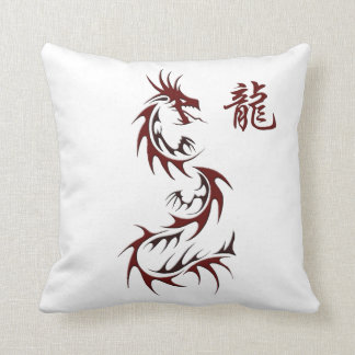 Chinese Year of the Dragon Asian Dragon Pillow