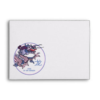 Chinese Year of the Dragon  Envelopes