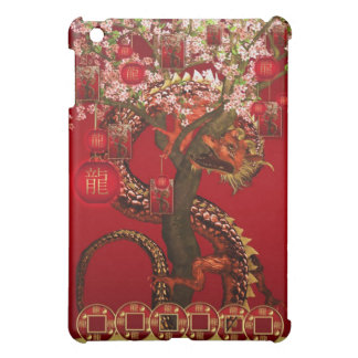 Chinese Year Of The Dragon  Cover For The iPad Mini