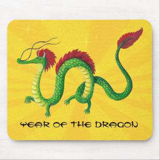 Chinese Year of The Dragon Mousepads