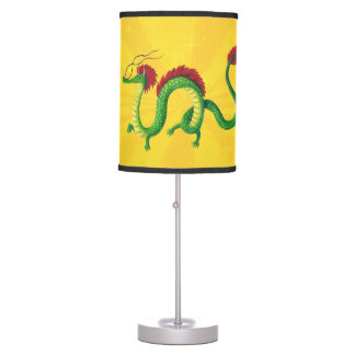 Chinese Year of The Dragon Table Lamp
