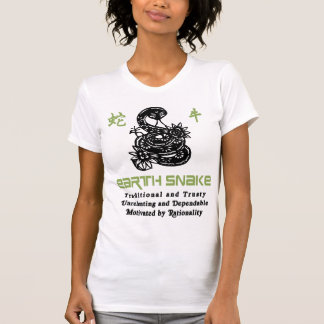 Chinese Year of The Earth Snake 1989 T-Shirt