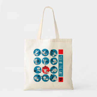 Chinese Year of the Goat Fun Gift Tote Bags