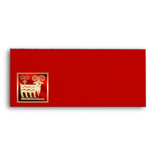 Chinese Year of the Goat / Ram Red Envelopes